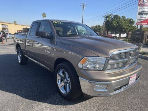 2010 Dodge Ram Pickup 1500 for sale at Los Compadres Auto Sales in Riverside CA