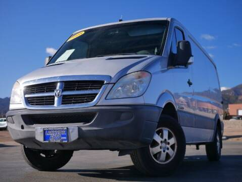2008 Dodge Sprinter Cargo for sale at Lakeside Auto Brokers Inc. in Colorado Springs CO
