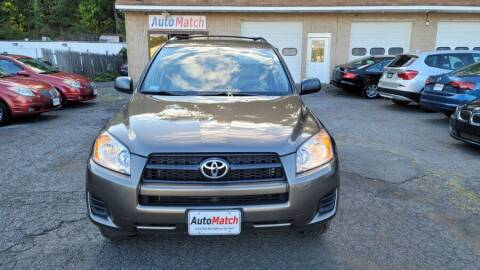 2011 Toyota RAV4 for sale at Auto Match in Waterbury CT