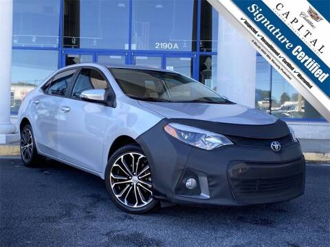 2016 Toyota Corolla for sale at Southern Auto Solutions - Georgia Car Finder - Southern Auto Solutions - Capital Cadillac in Marietta GA