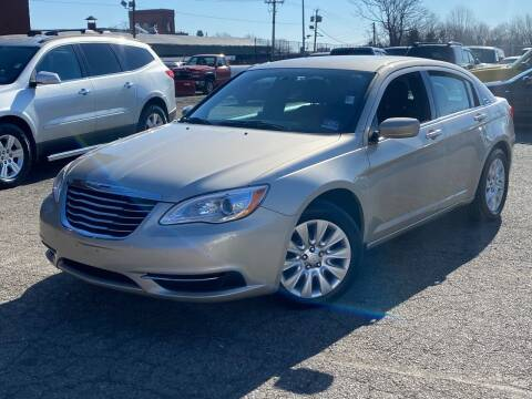 2014 Chrysler 200 for sale at JMAC IMPORT AND EXPORT STORAGE WAREHOUSE in Bloomfield NJ