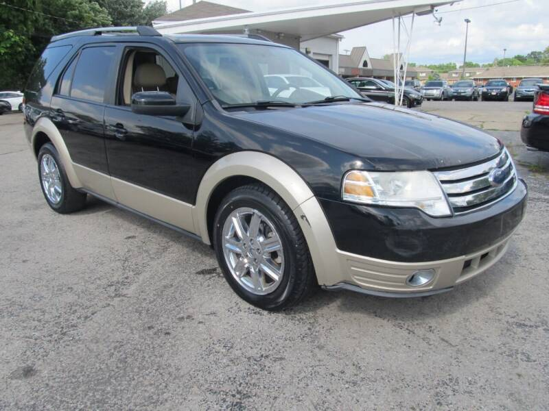 2008 Ford Taurus X for sale at St. Mary Auto Sales in Hilliard OH