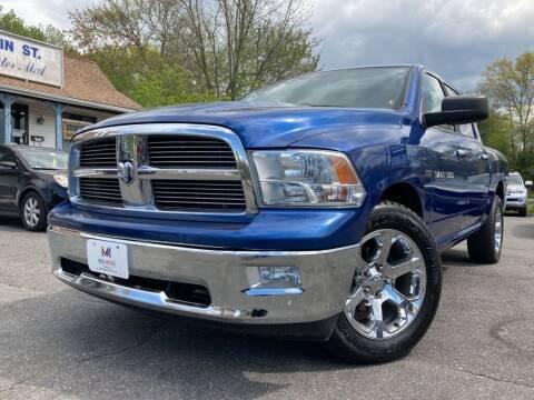 2011 RAM Ram Pickup 1500 for sale at Mega Motors in West Bridgewater MA