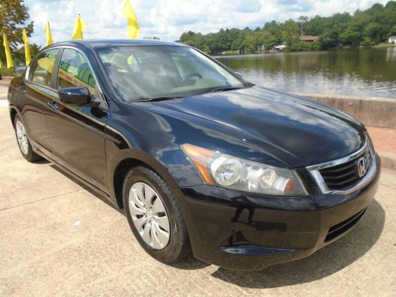 2009 Honda Accord for sale at Lake Carroll Auto Sales in Carrollton GA