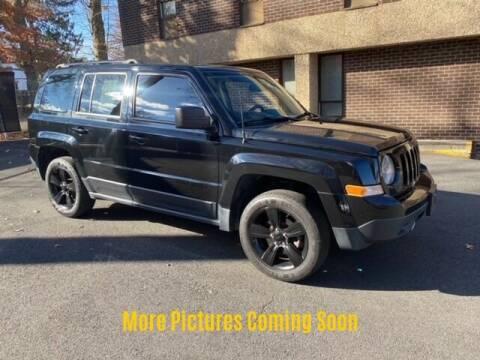 2015 Jeep Patriot for sale at Warner Motors in East Orange NJ