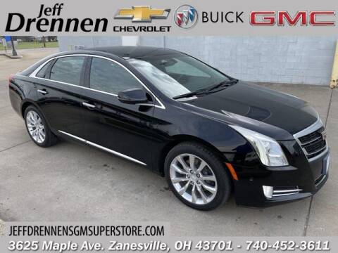 2017 Cadillac XTS for sale at Jeff Drennen GM Superstore in Zanesville OH