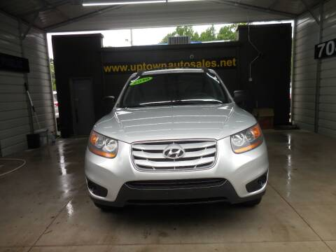 2010 Hyundai Santa Fe for sale at Uptown Auto Sales in Charlotte NC