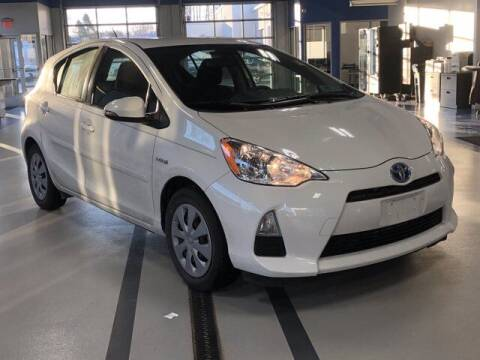 2014 Toyota Prius c for sale at Simply Better Auto in Troy NY