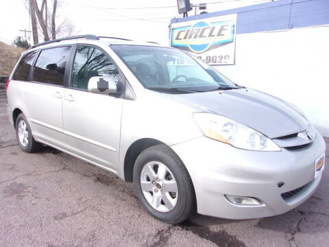 2007 Toyota Sienna for sale at Circle Auto Center in Colorado Springs CO