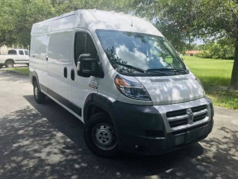 2014 RAM ProMaster Cargo for sale at Krifer Auto LLC in Sarasota FL