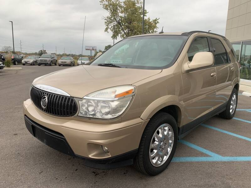 2006 Buick Rendezvous for sale at Evolution Autos in Whiteland IN