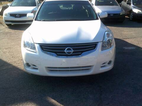 2011 Nissan Altima for sale at Trust Petroleum in Rockland MA