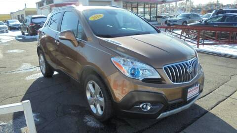 2016 Buick Encore for sale at Absolute Motors in Hammond IN