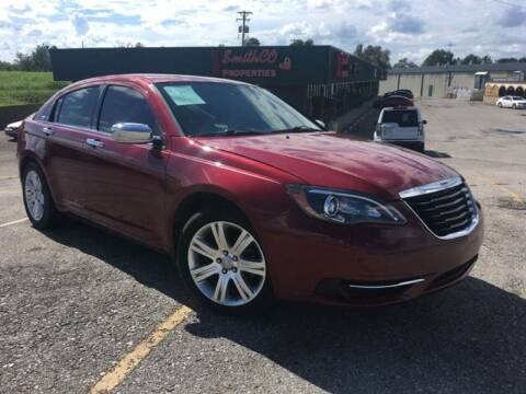 2012 Chrysler 200 for sale at FASTRAX AUTO GROUP in Lawrenceburg KY