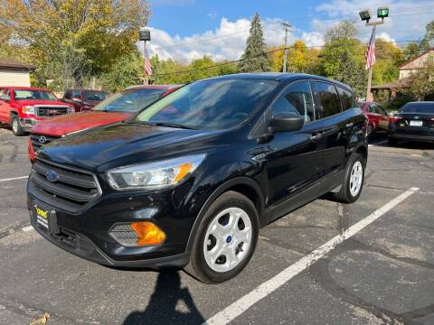 2017 Ford Escape for sale at Chinos Auto Sales in Crystal MN