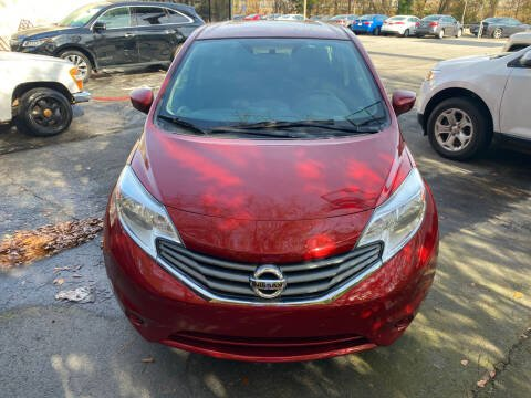 2016 Nissan Versa Note for sale at J Franklin Auto Sales in Macon GA