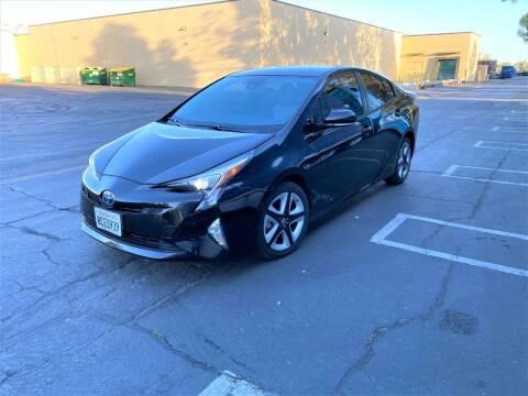 2017 Toyota Prius for sale at TOP QUALITY AUTO in Rancho Cordova CA