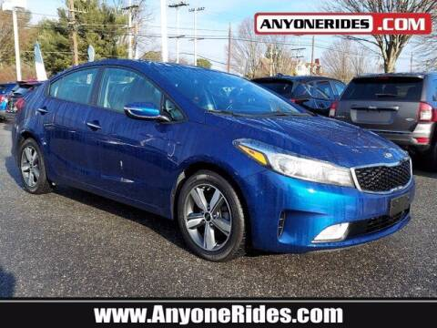 2018 Kia Forte for sale at ANYONERIDES.COM in Kingsville MD