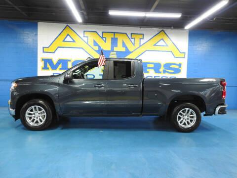 2020 Chevrolet Silverado 1500 for sale at ANNA MOTORS, INC. in Detroit MI