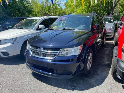 2011 Dodge Journey for sale at BUY RITE AUTO MALL LLC in Garfield NJ