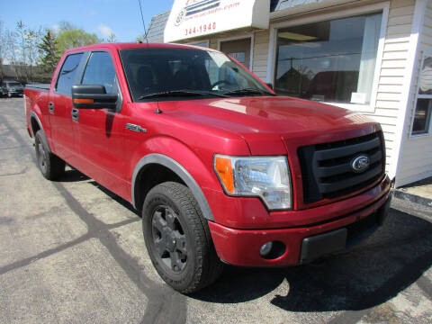 2010 Ford F-150 for sale at U C AUTO in Urbana IL