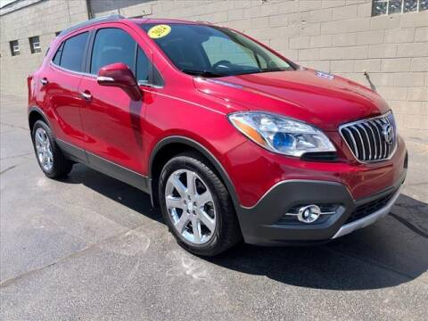 2014 Buick Encore for sale at Richardson Sales & Service in Highland IN