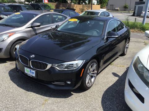 2015 BMW 4 Series for sale at Car One in Essex MD