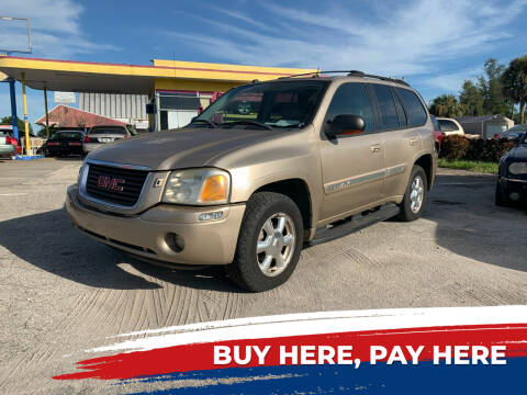 2005 GMC Envoy for sale at Mid City Motors Auto Sales - Mid City North in N Fort Myers FL