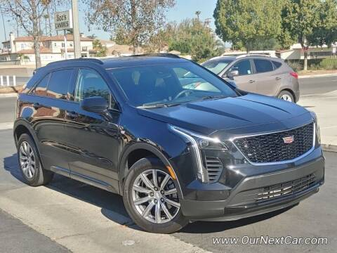 2019 Cadillac XT4 for sale at Ournextcar/Ramirez Auto Sales in Downey CA