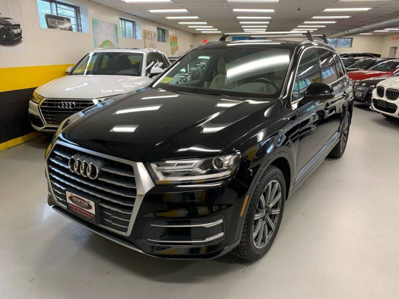 2017 Audi Q7 for sale at Newton Automotive and Sales in Newton MA