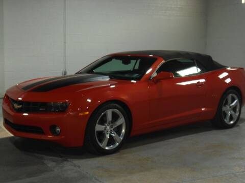 2012 Chevrolet Camaro for sale at Ohio Motor Cars in Parma OH