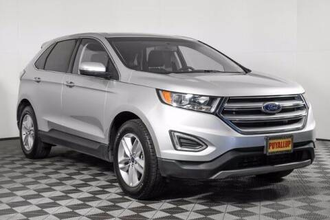 2018 Ford Edge for sale at Washington Auto Credit in Puyallup WA
