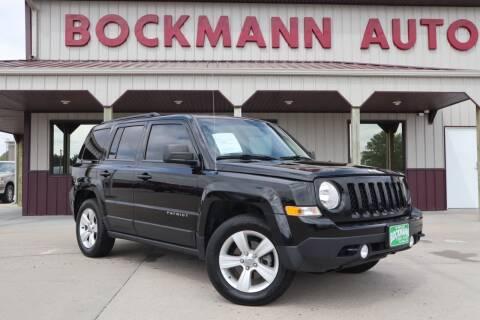 2015 Jeep Patriot for sale at Bockmann Auto Sales in Saint Paul NE