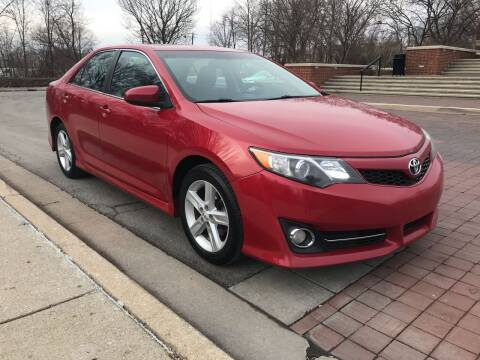 2012 Toyota Camry for sale at Third Avenue Motors Inc. in Carmel IN