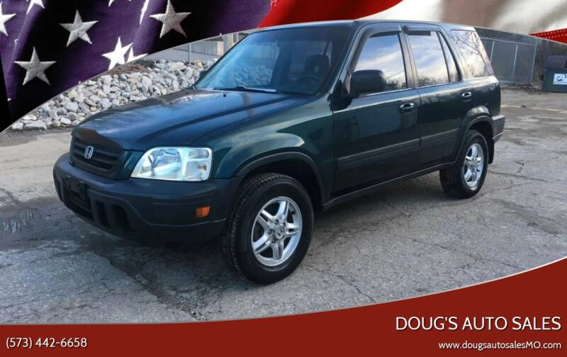 1998 Honda CR-V for sale at Doug's Auto Sales in Columbia MO