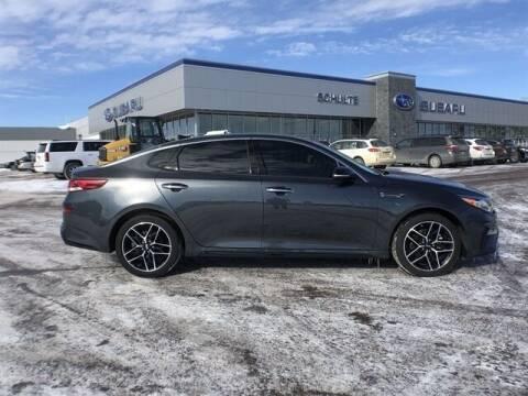 2020 Kia Optima for sale at Schulte Subaru in Sioux Falls SD