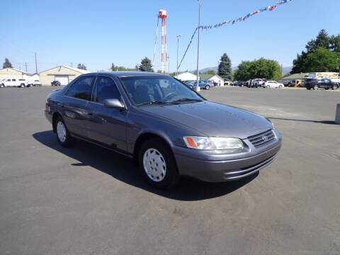 1999 Toyota Camry for sale at New Deal Used Cars in Spokane Valley WA