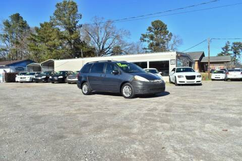 2009 Toyota Sienna for sale at Barrett Auto Sales in North Augusta SC