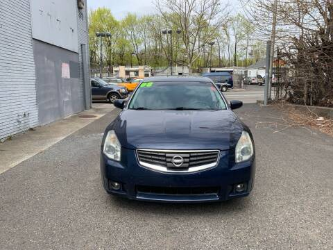 2008 Nissan Maxima for sale at 77 Auto Mall in Newark NJ