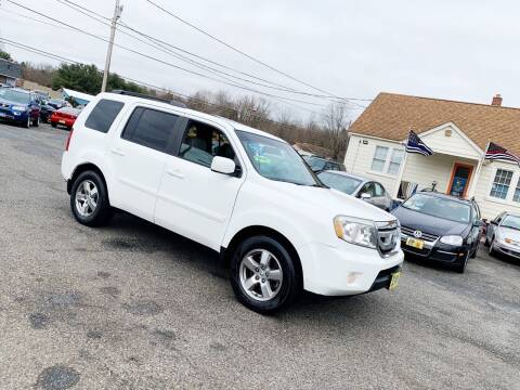 2009 Honda Pilot for sale at New Wave Auto of Vineland in Vineland NJ