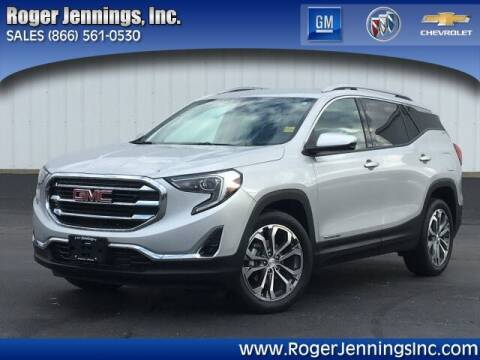 2018 GMC Terrain for sale at ROGER JENNINGS INC in Hillsboro IL
