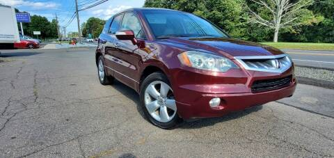 2009 Acura RDX for sale at Russo's Auto Exchange LLC in Enfield CT