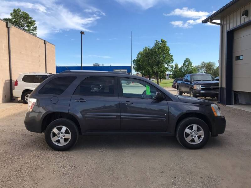 2008 Chevrolet Equinox for sale at Crown Motor Inc in Grand Forks ND