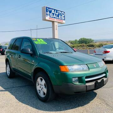 2004 Saturn Vue for sale at Capital Auto Sales in Carson City NV