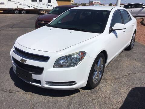 2011 Chevrolet Malibu for sale at SPEND-LESS AUTO in Kingman AZ