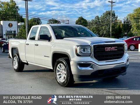 2017 GMC Sierra 1500 for sale at Ole Ben Franklin Motors Clinton Highway in Knoxville TN