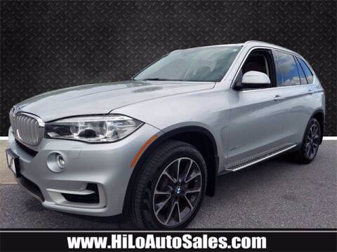 2016 BMW X5 for sale at Hi-Lo Auto Sales in Frederick MD