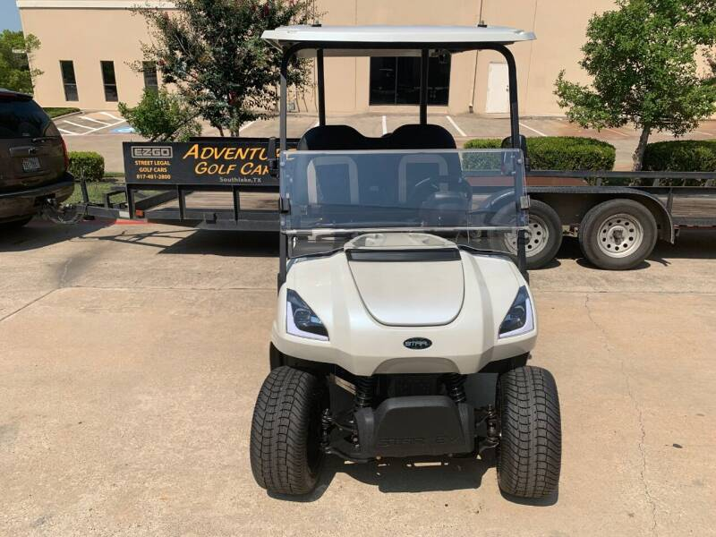 2022 Star EV Sirius 2+2 LSV for sale at ADVENTURE GOLF CARS in Southlake TX