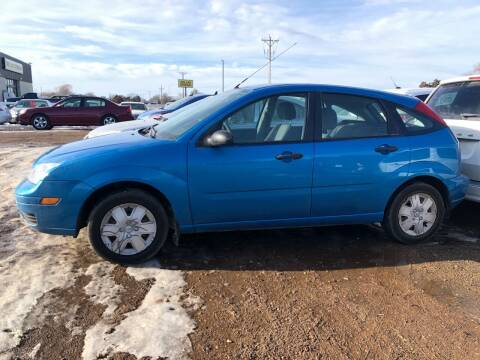 2007 Ford Focus for sale at TnT Auto Plex in Platte SD