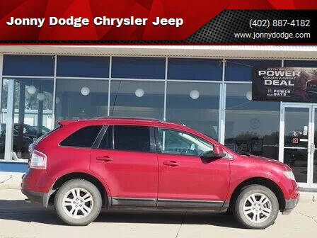 2008 Ford Edge for sale at Jonny Dodge Chrysler Jeep in Neligh NE